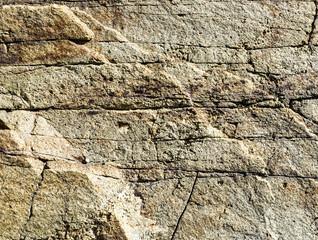 Stone mountain rock background.