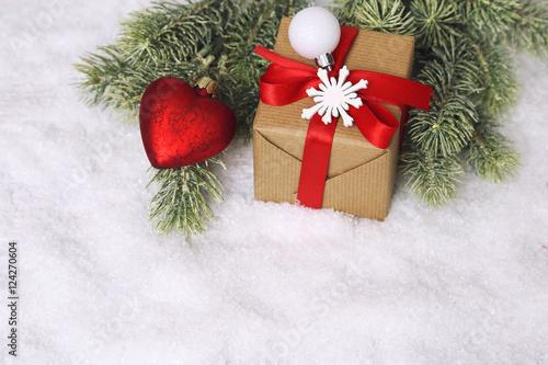 weihnachtsgeschenk stockfotos und lizenzfreie bilder auf. Black Bedroom Furniture Sets. Home Design Ideas