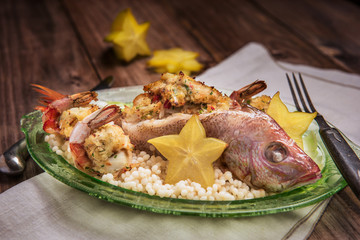 Snapper - Food Photography