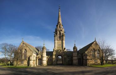 Harton chapel;South shields tyne and wear england