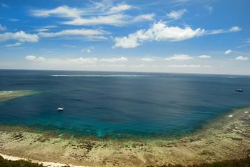 Drawaqa island bay