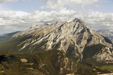 Canadian rocky mountains;Banff alberta canada