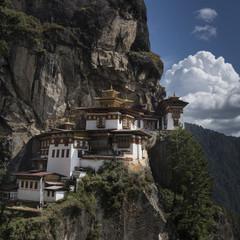 Taktsang Palphug Monastery (Tiger's Nest); Paro, Bhutan