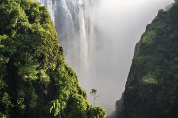 Victoria Falls; Livingstone, Zambia