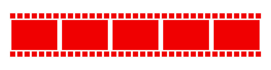 Red Filmstrip