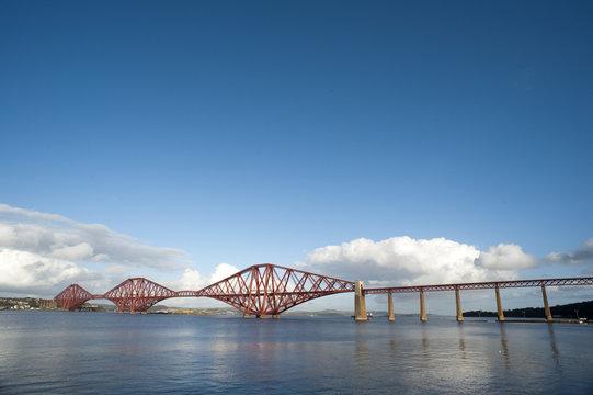 forth bridge wideangle