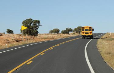 Bus écolier américain USA