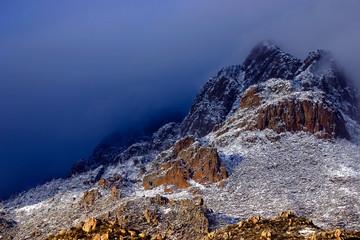 Sandias Mountains, New Mexico.