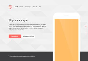 Landingpage-UI-Kit