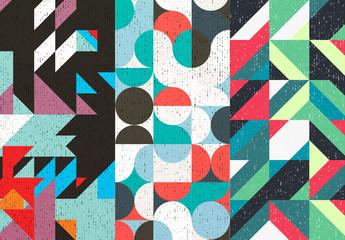 幾何学的パターン