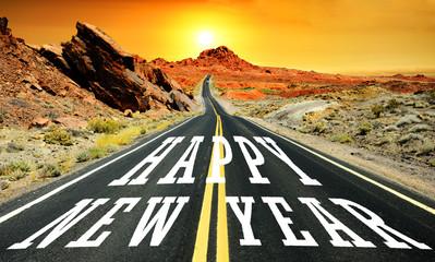 Road towards New Year