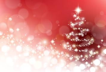 赤 クリスマス 背景