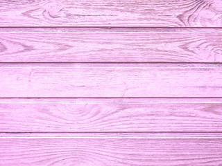 Pink wood planks vintage or grunge background texture