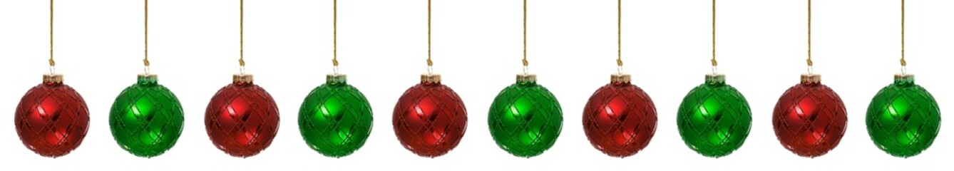 Ornaments: Christmas Ornament Borders