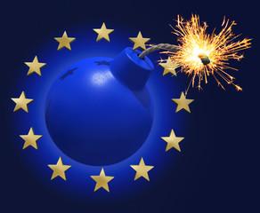 Euro bomb