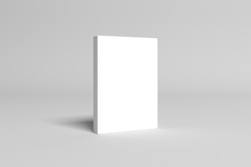 Blank Book Cover Mock-up Wall mural