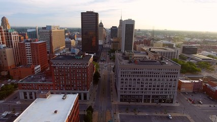 Downtown Buffalo NY