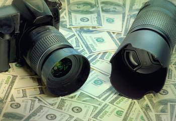 Photography background image