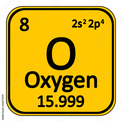 periodic table element oxygen icon stockfotos und lizenzfreie vektoren auf bild. Black Bedroom Furniture Sets. Home Design Ideas