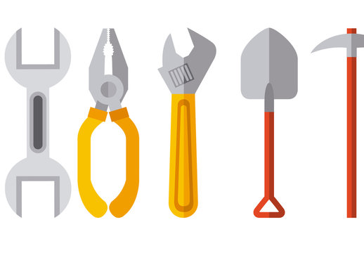 4 Tool Icons