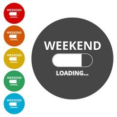 Weekend - loading