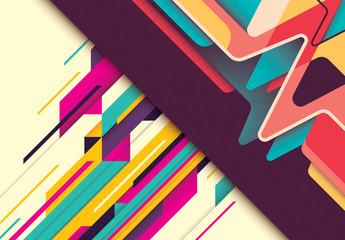 Illustrations abstraites