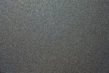 Wall Mural - Black rough Sandpaper texture for Background