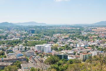 Khao Rang Hill Viewpoint Phuket, Thailand