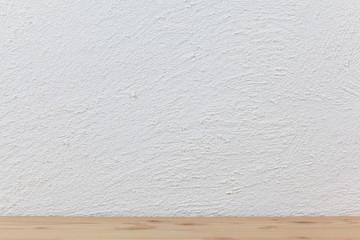 Wandgestaltung Mit Weißem Putz