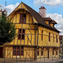 La Maison du Dauphin à Troyes