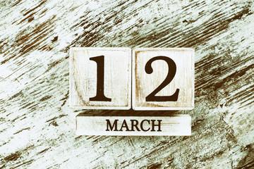 Mart 12th