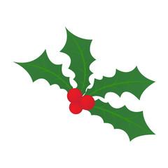 christmas holly leaf, christmas symbol
