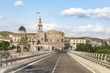 Albalat dels Tarongers town, Valencia, Spain