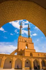 Mosquée Jâmeh à Yazd (Iran)