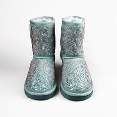 stylish winter female shoes