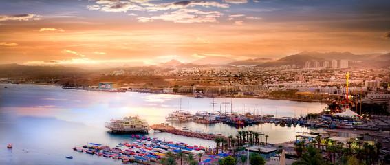 Eilat Sunset