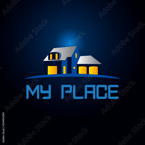 My House Logo Stock Image And Royalty Free Vector Files