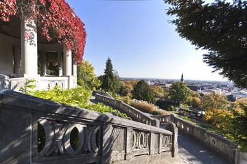Fotomurales - Baden bei Wien, Beethoventempel
