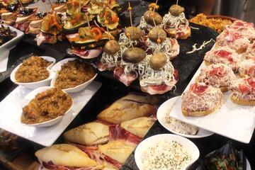 Tapas et pinchos / Espagne