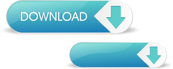 Blue shiny download button