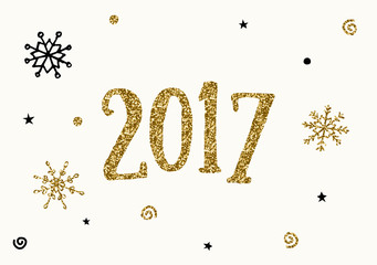2017 Greeting Card Template