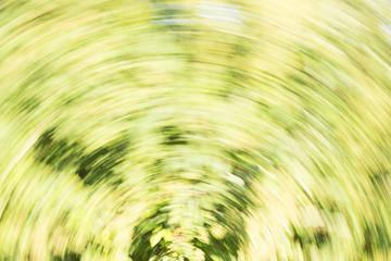 Hintergrund - rotierend, mit Bewegungsunschärfe