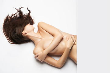 naked sexy woman