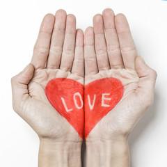 love mani cuore