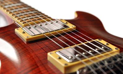 Guitar mahogany