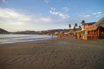 san juan del sur beach view, Nicaragua