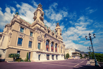 Monaco: Monte Carlo Casino, Grand Theatre