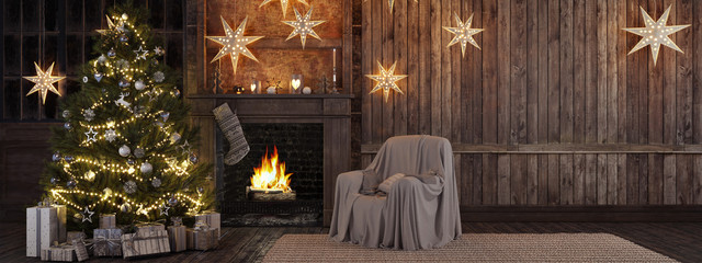 Bilder und videos suchen girlande for Stocking clips for fireplace