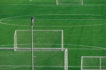 Training soccer field / Training soccer field for teens