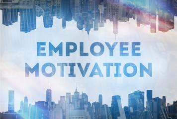 Employee concept image